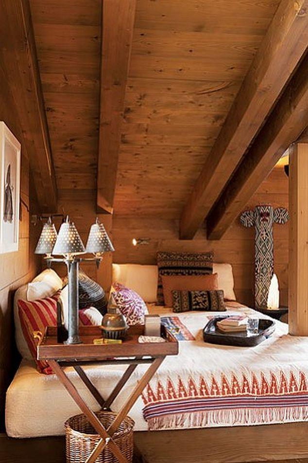 adelaparvu.com despre amenajare mansarda cu elemente exotice, designer Tino Zervudachi, Foto Andreas von Einsiedel (6)