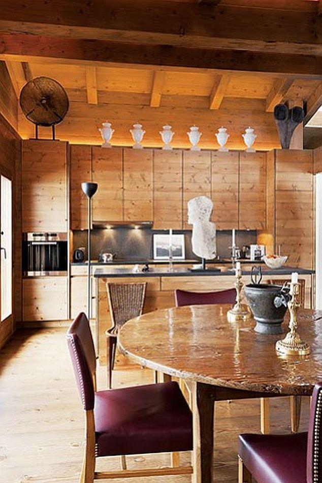adelaparvu.com despre amenajare mansarda cu elemente exotice, designer Tino Zervudachi, Foto Andreas von Einsiedel (8)