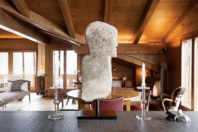 adelaparvu.com despre amenajare mansarda cu elemente exotice, designer Tino Zervudachi, Foto Andreas von Einsiedel (9)