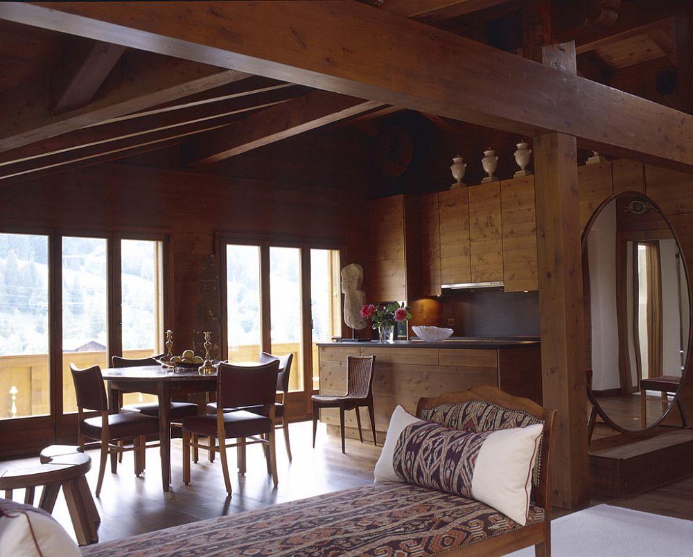 adelaparvu.com despre amenajare mansarda cu elemente exotice, designer de interior Tino Zervudachi, Foto Marianne Haas (2)