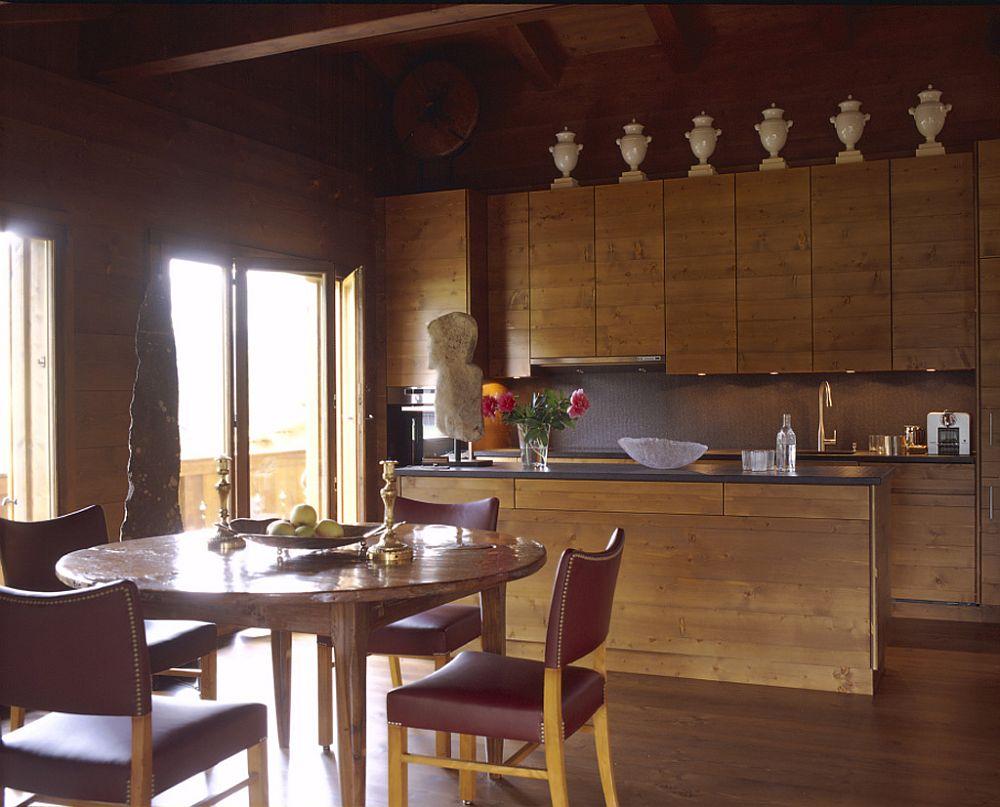 adelaparvu.com despre amenajare mansarda cu elemente exotice, designer de interior Tino Zervudachi, Foto Marianne Haas (3)