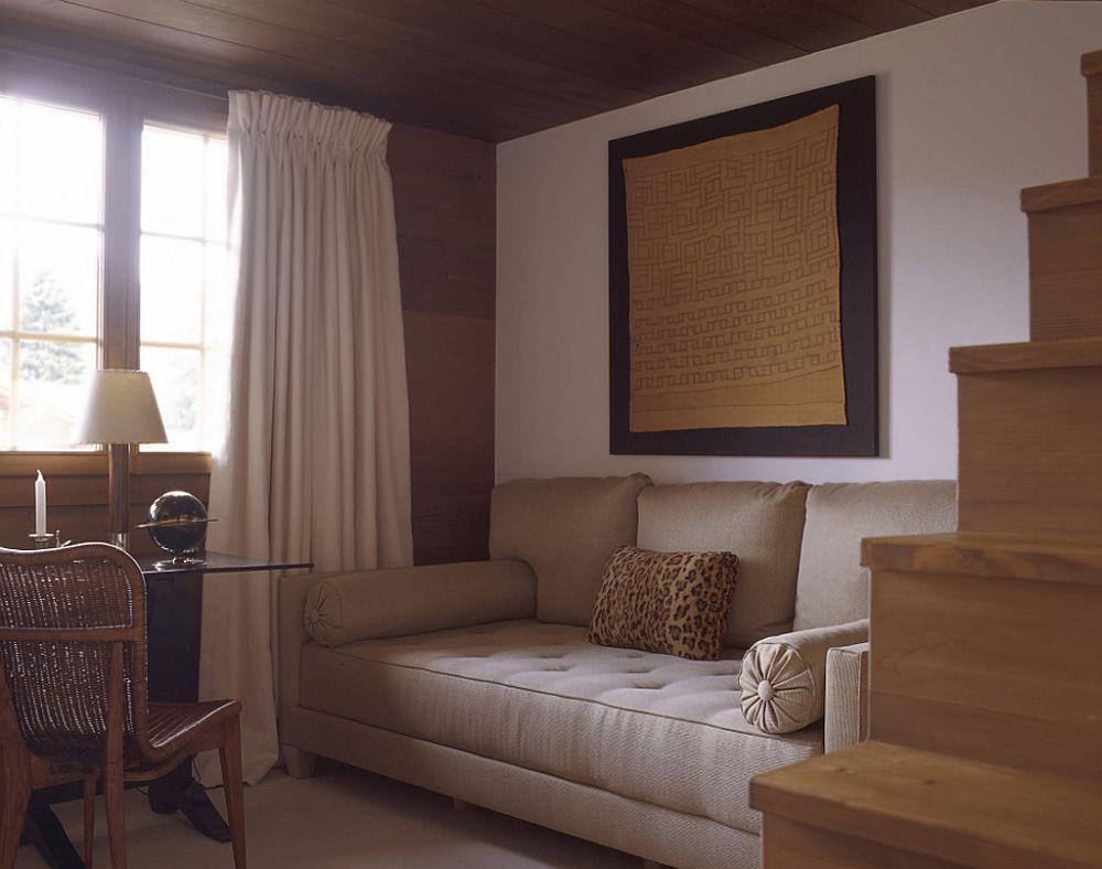 adelaparvu.com despre amenajare mansarda cu elemente exotice, designer de interior Tino Zervudachi, Foto Marianne Haas (4)