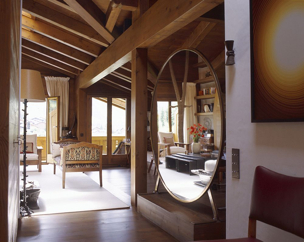 adelaparvu.com despre amenajare mansarda cu elemente exotice, designer de interior Tino Zervudachi, Foto Marianne Haas (6)