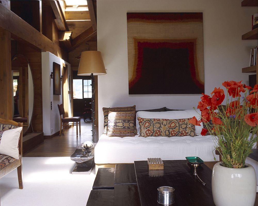 adelaparvu.com despre amenajare mansarda cu elemente exotice, designer de interior Tino Zervudachi, Foto Marianne Haas (7)