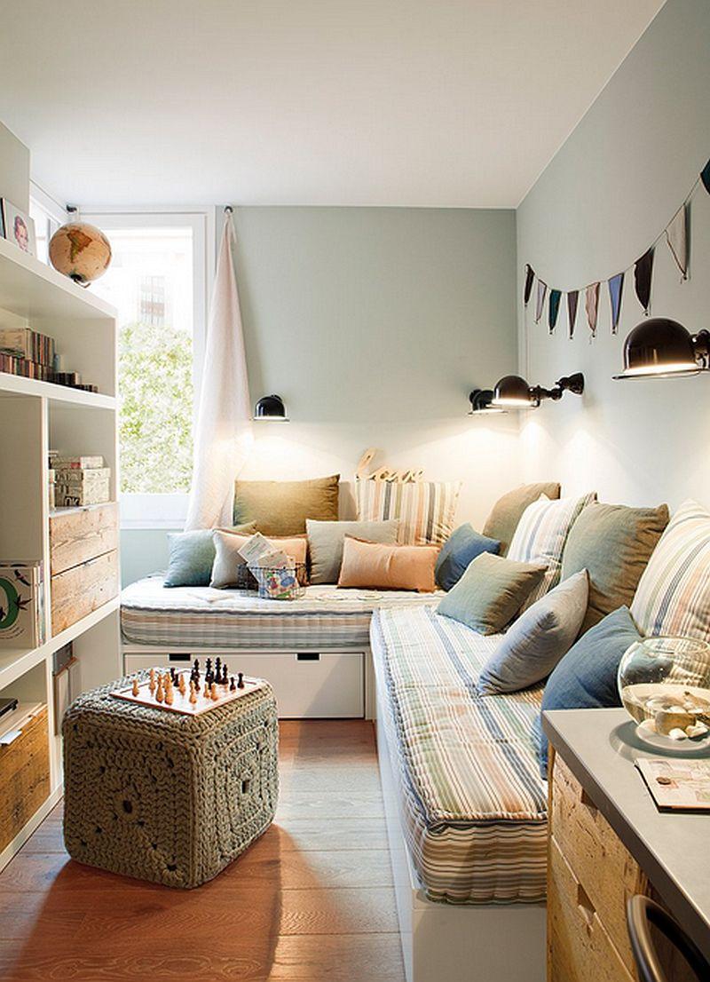 adelaparvu.com despre apartament de trei camere, locuinta Spania, designer Jeanette Trensig, Foto ElMueble (10)