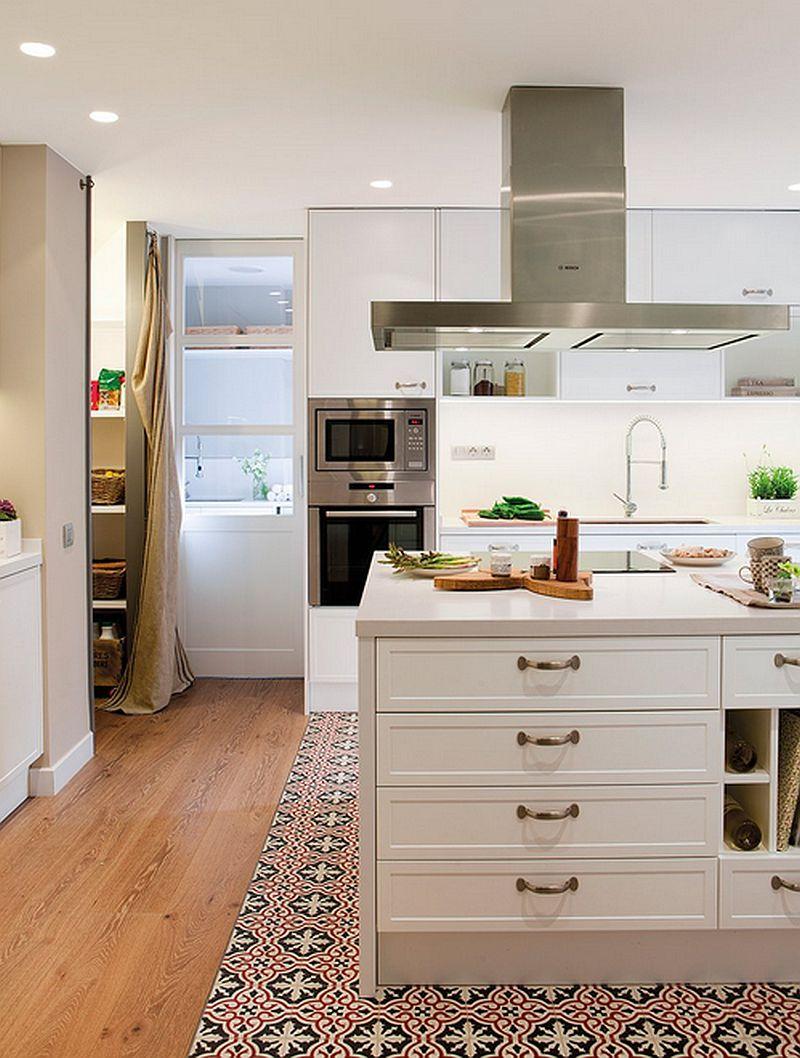 adelaparvu.com despre apartament de trei camere, locuinta Spania, designer Jeanette Trensig, Foto ElMueble (6)