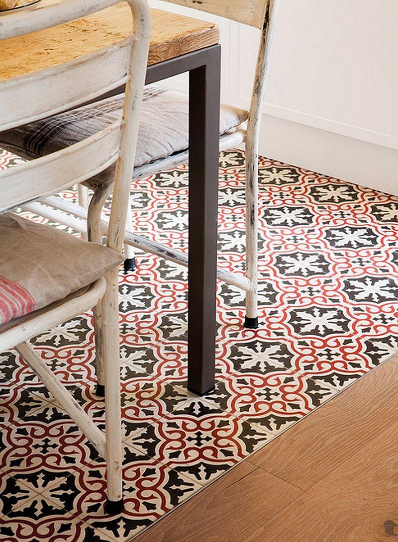 adelaparvu.com despre apartament de trei camere, locuinta Spania, designer Jeanette Trensig, Foto ElMueble (8)