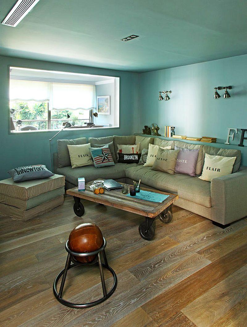 adelaparvu.com despre apartament elegant in stil francez, locuinta Spania, designer Laura Masiques Jardí (12)
