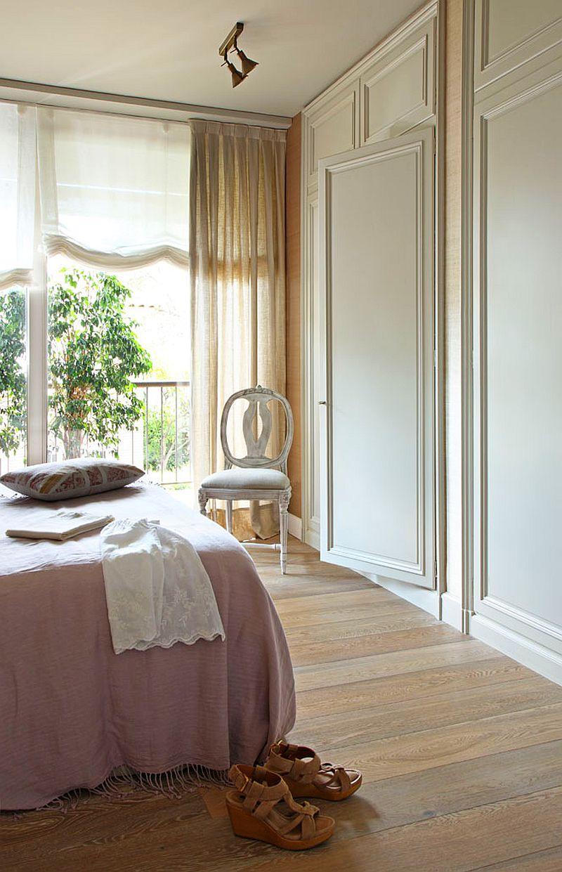 adelaparvu.com despre apartament elegant in stil francez, locuinta Spania, designer Laura Masiques Jardí (15)