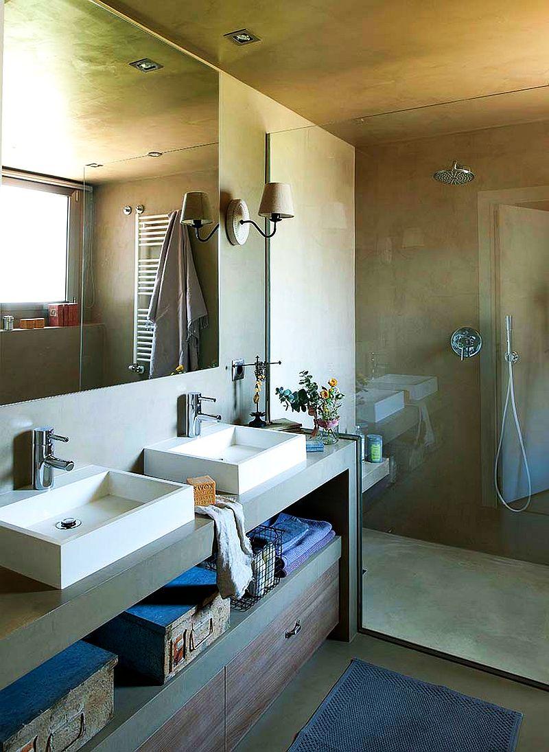 adelaparvu.com despre apartament elegant in stil francez, locuinta Spania, designer Laura Masiques Jardí (16)