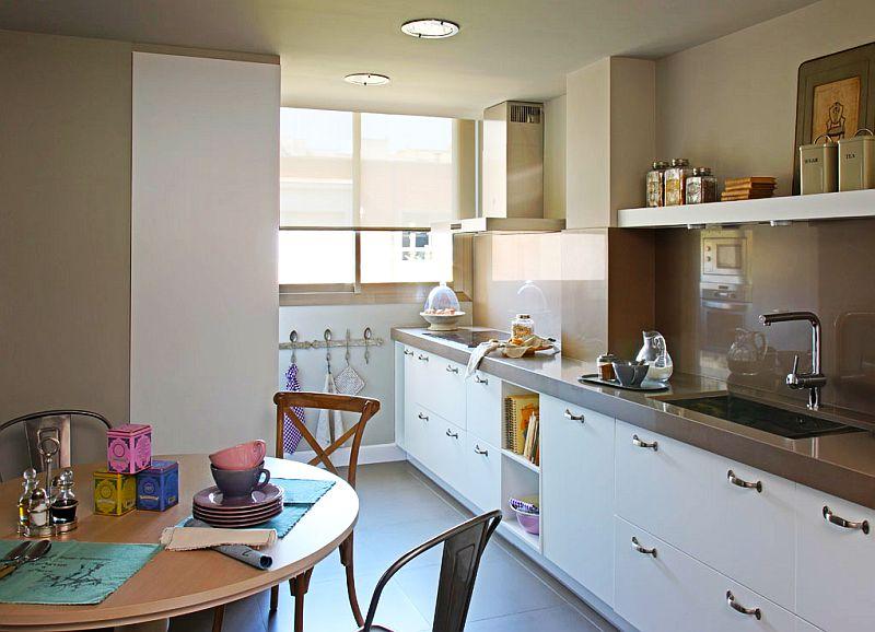 adelaparvu.com despre apartament elegant in stil francez, locuinta Spania, designer Laura Masiques Jardí (17)