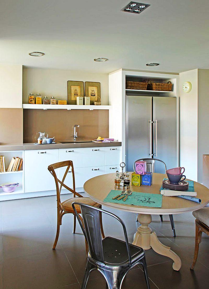 adelaparvu.com despre apartament elegant in stil francez, locuinta Spania, designer Laura Masiques Jardí (18)