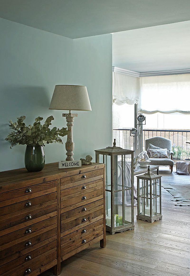 adelaparvu.com despre apartament elegant in stil francez, locuinta Spania, designer Laura Masiques Jardí (2)