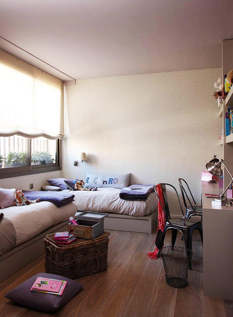 adelaparvu.com despre apartament elegant in stil francez, locuinta Spania, designer Laura Masiques Jardí (22)