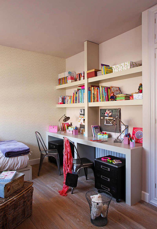 adelaparvu.com despre apartament elegant in stil francez, locuinta Spania, designer Laura Masiques Jardí (23)