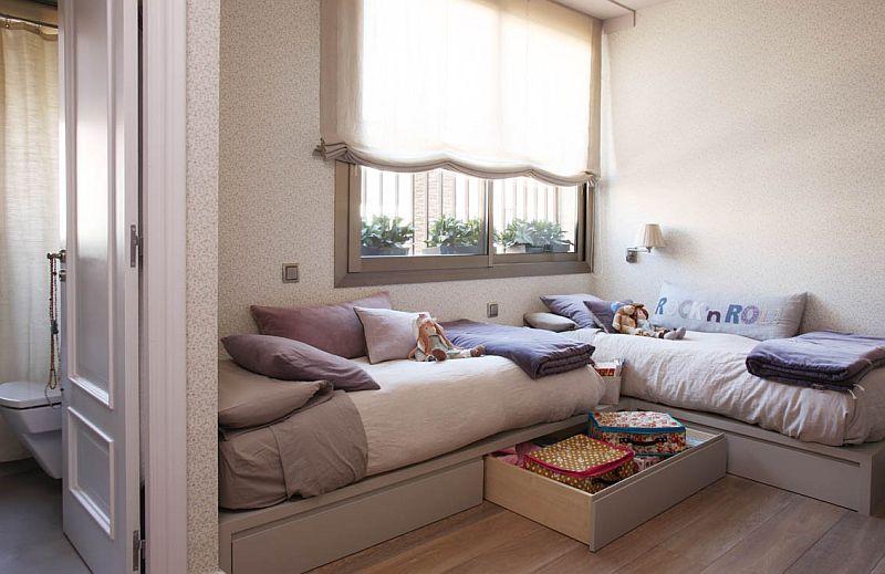 adelaparvu.com despre apartament elegant in stil francez, locuinta Spania, designer Laura Masiques Jardí (24)