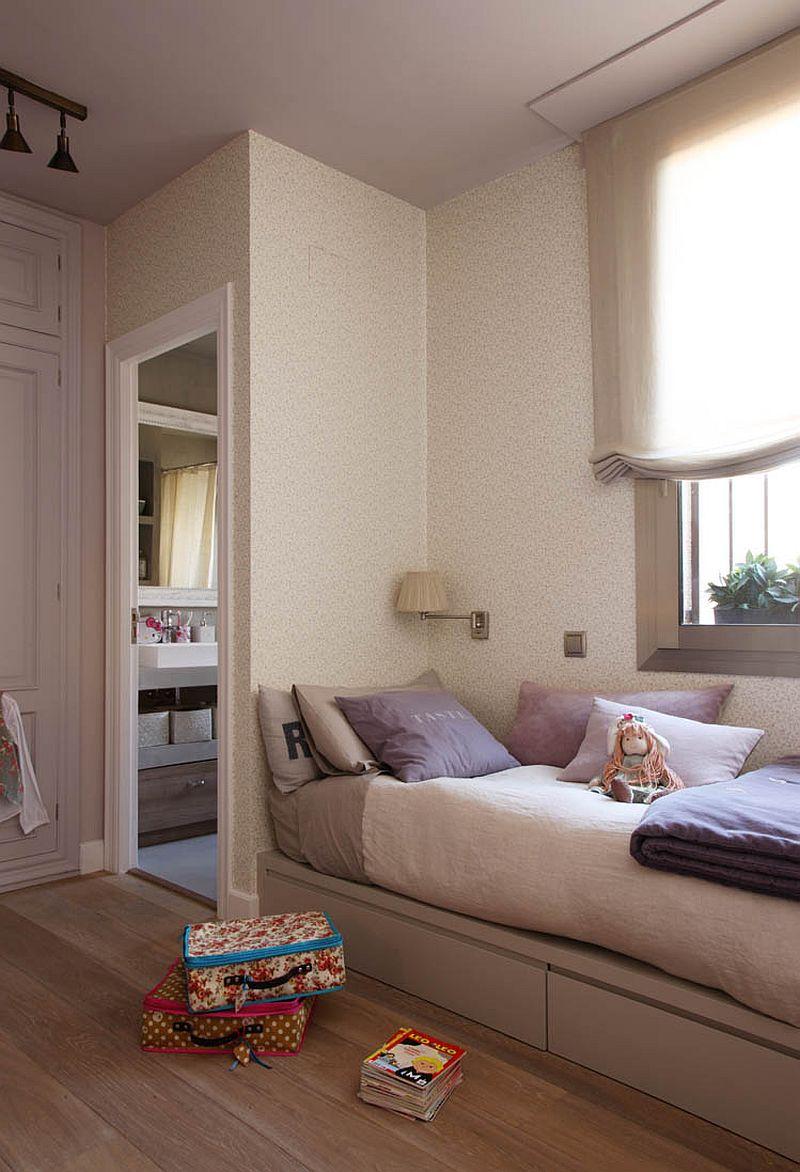 adelaparvu.com despre apartament elegant in stil francez, locuinta Spania, designer Laura Masiques Jardí (25)