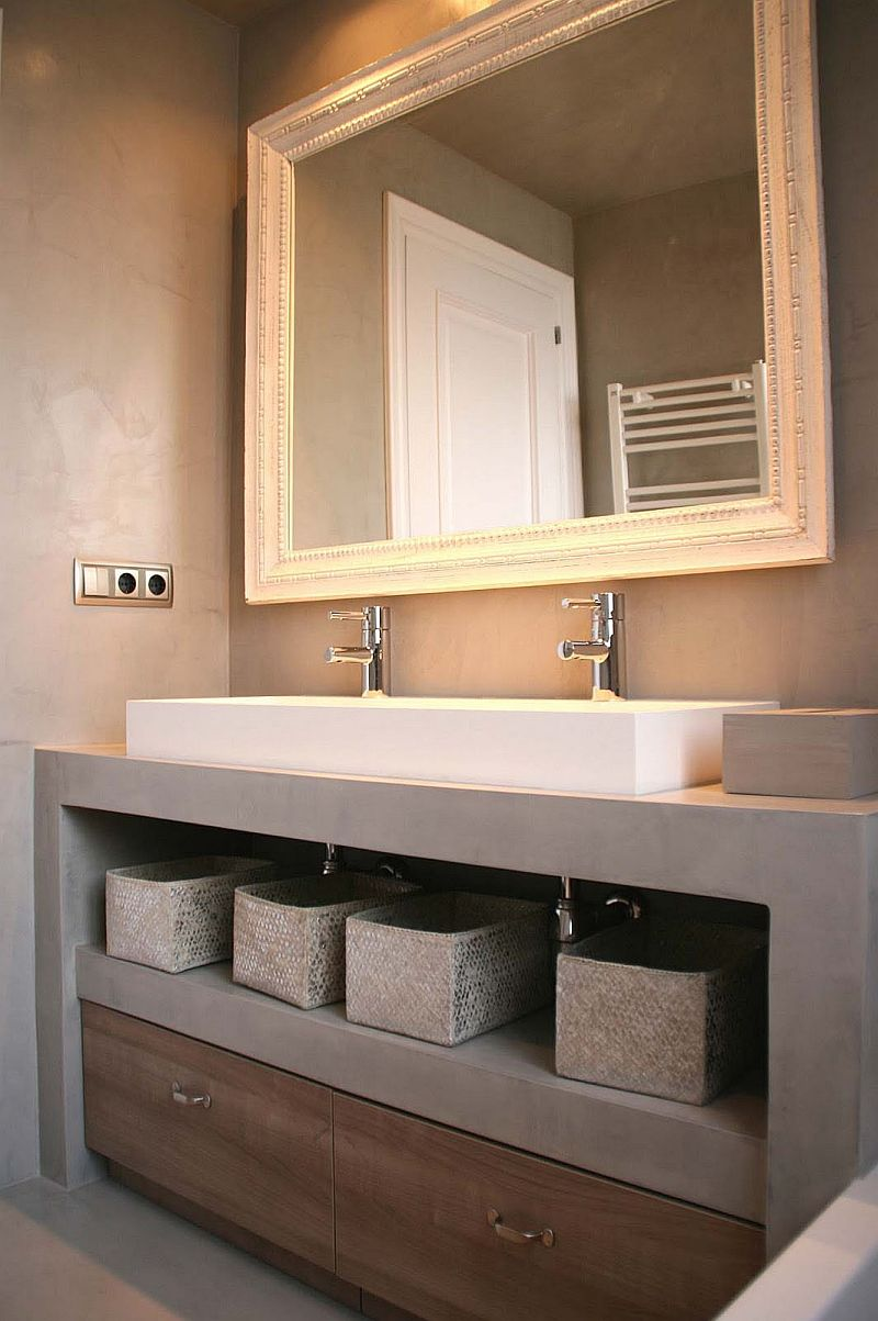 adelaparvu.com despre apartament elegant in stil francez, locuinta Spania, designer Laura Masiques Jardí (26)