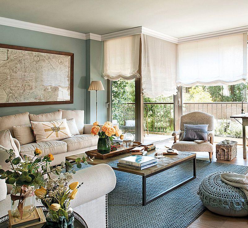 adelaparvu.com despre apartament elegant in stil francez, locuinta Spania, designer Laura Masiques Jardí (29)