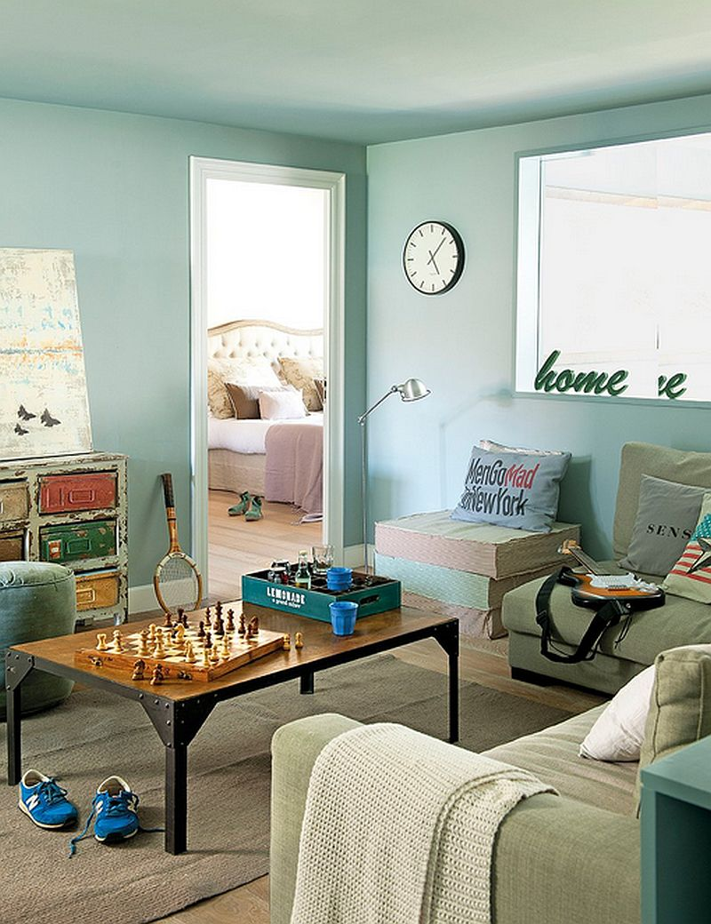 adelaparvu.com despre apartament elegant in stil francez, locuinta Spania, designer Laura Masiques Jardí (36)