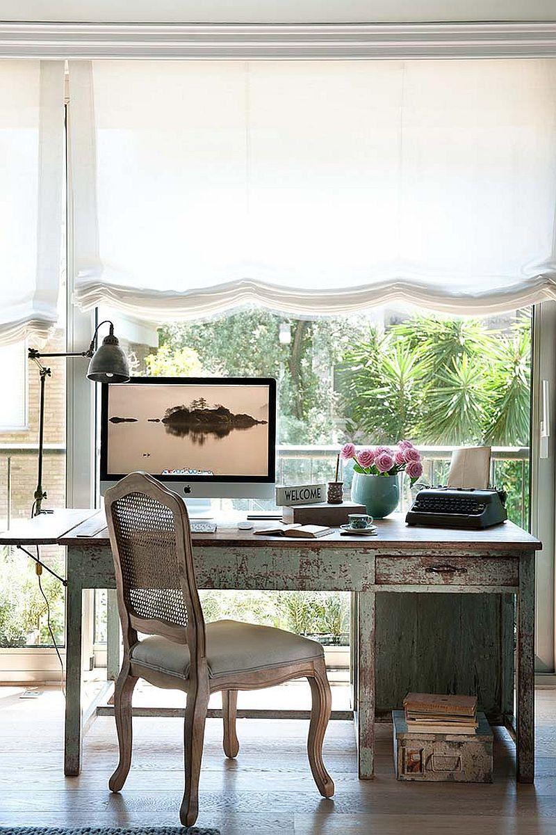 adelaparvu.com despre apartament elegant in stil francez, locuinta Spania, designer Laura Masiques Jardí (5)