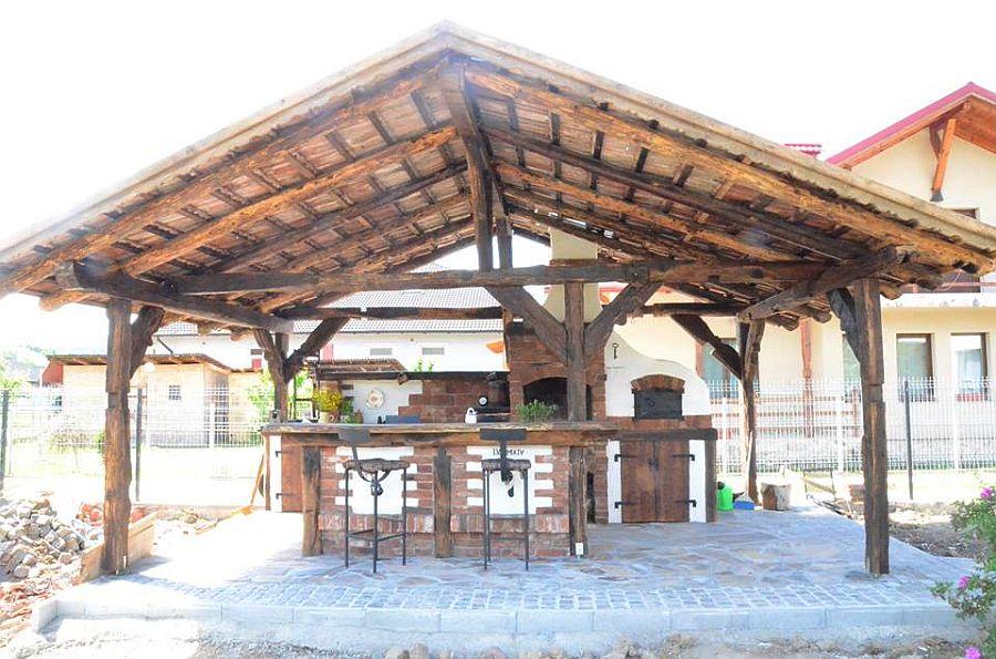 adelaparvu.com despre bucatarii de vara, gratare curte, mester Adalbert Balazs din Sighetul Marmatiei (1)