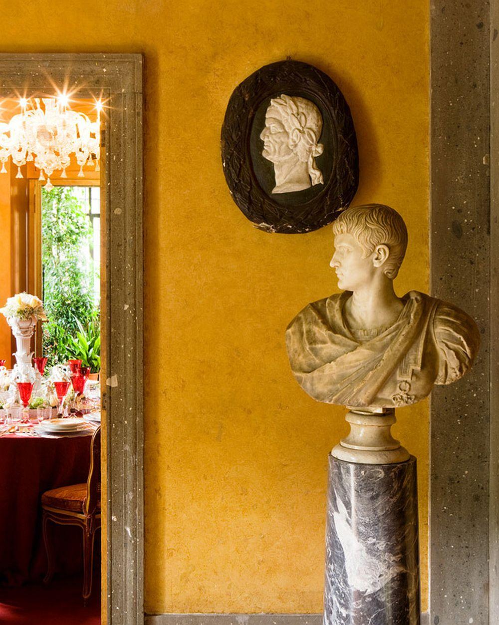 adelaparvu.com despre casa Anna Fendi Venturini, design interior Cesare Rovatti, Foto Andriano Bacchella (10)