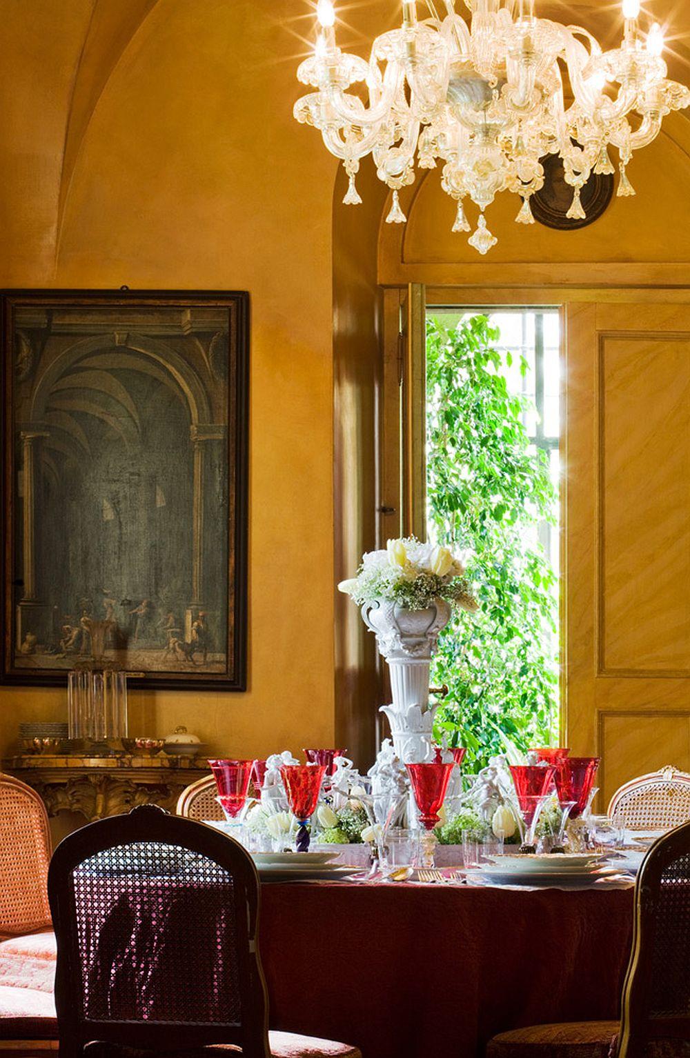 adelaparvu.com despre casa Anna Fendi Venturini, design interior Cesare Rovatti, Foto Andriano Bacchella (12)