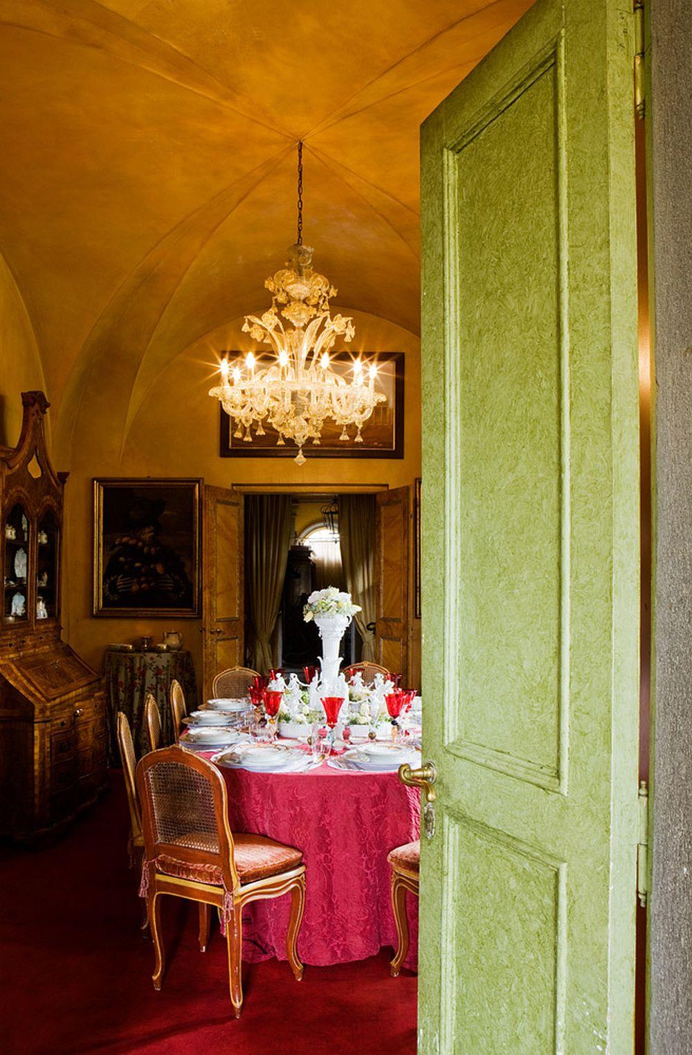 adelaparvu.com despre casa Anna Fendi Venturini, design interior Cesare Rovatti, Foto Andriano Bacchella (14)