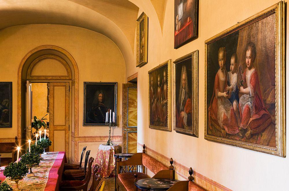adelaparvu.com despre casa Anna Fendi Venturini, design interior Cesare Rovatti, Foto Andriano Bacchella (15)