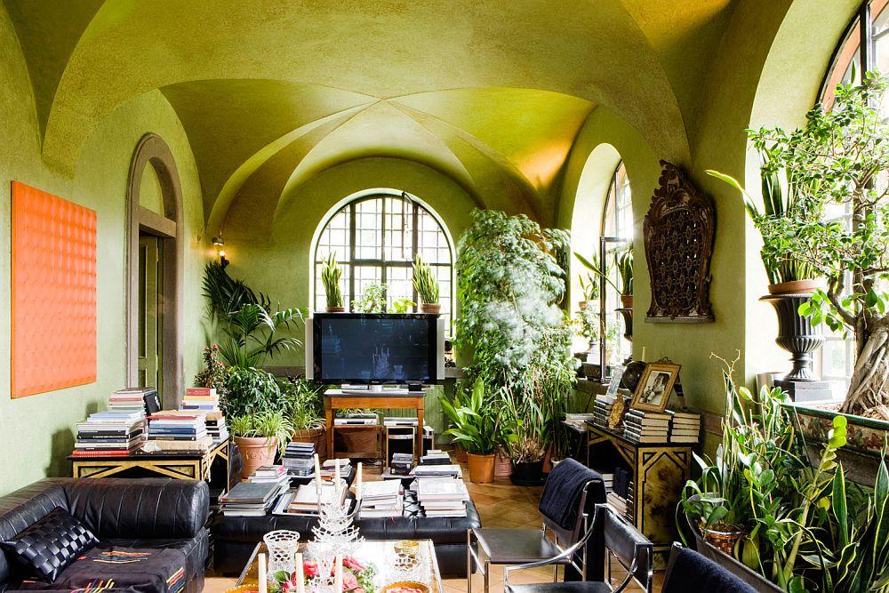 adelaparvu.com despre casa Anna Fendi Venturini, design interior Cesare Rovatti, Foto Andriano Bacchella (19)