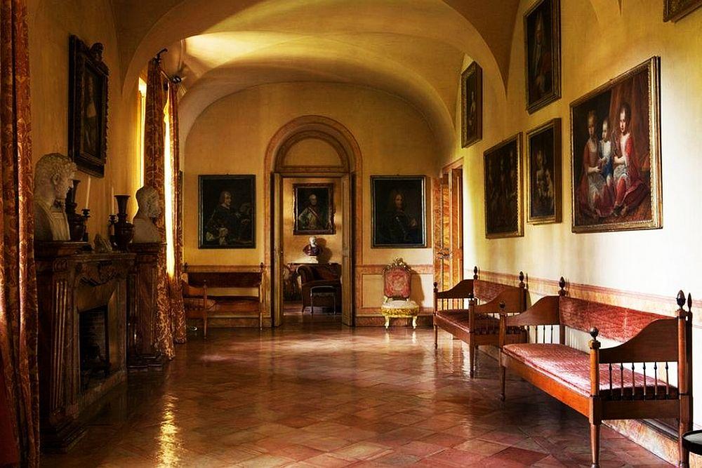 adelaparvu.com despre casa Anna Fendi Venturini, design interior Cesare Rovatti, Foto Andriano Bacchella (2)
