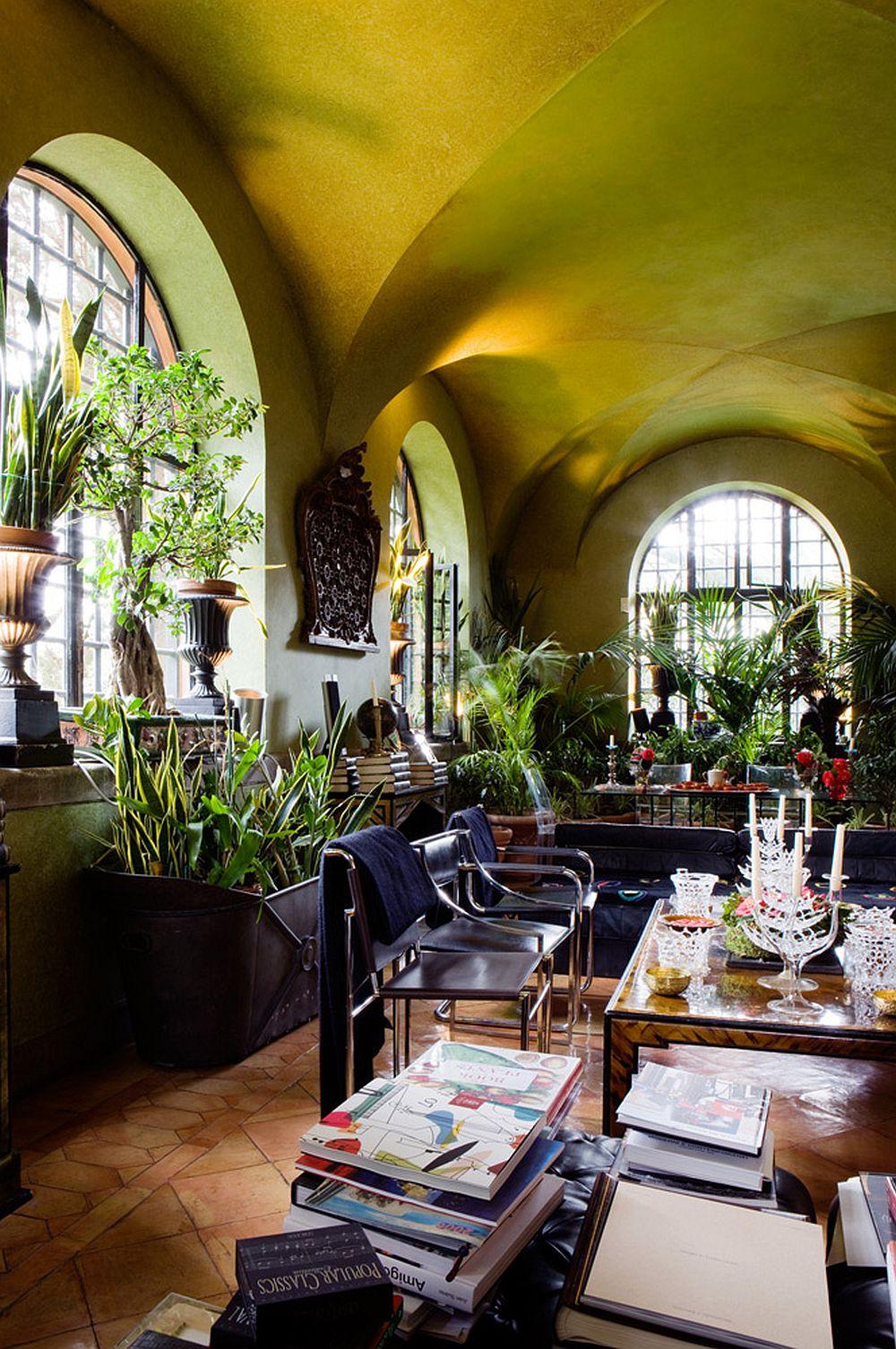 adelaparvu.com despre casa Anna Fendi Venturini, design interior Cesare Rovatti, Foto Andriano Bacchella (21)