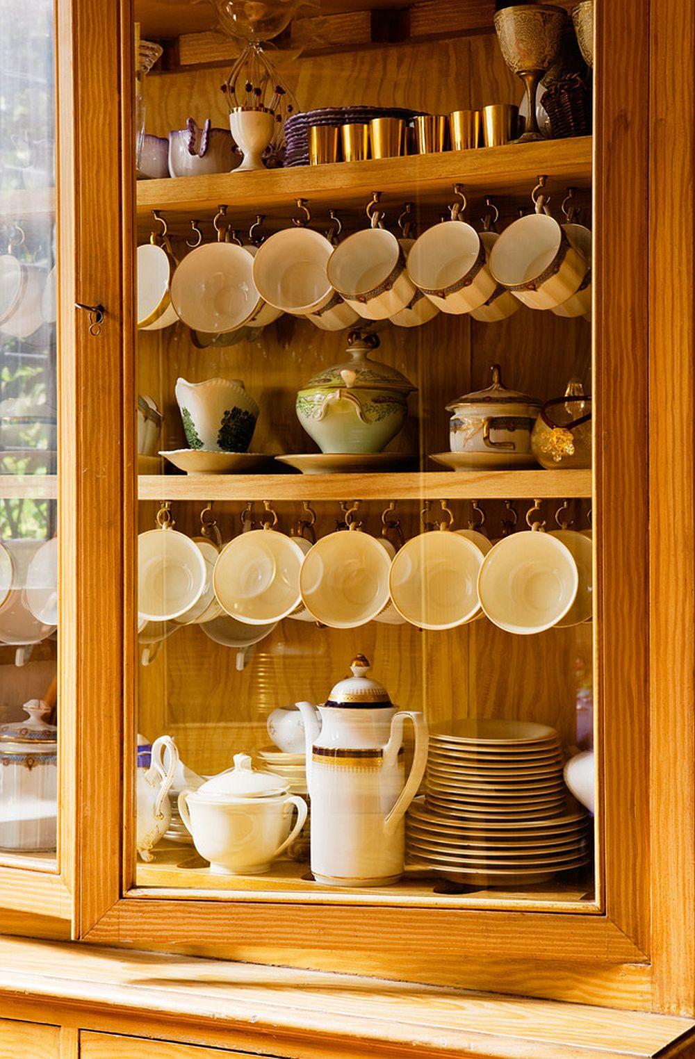 adelaparvu.com despre casa Anna Fendi Venturini, design interior Cesare Rovatti, Foto Andriano Bacchella (29)