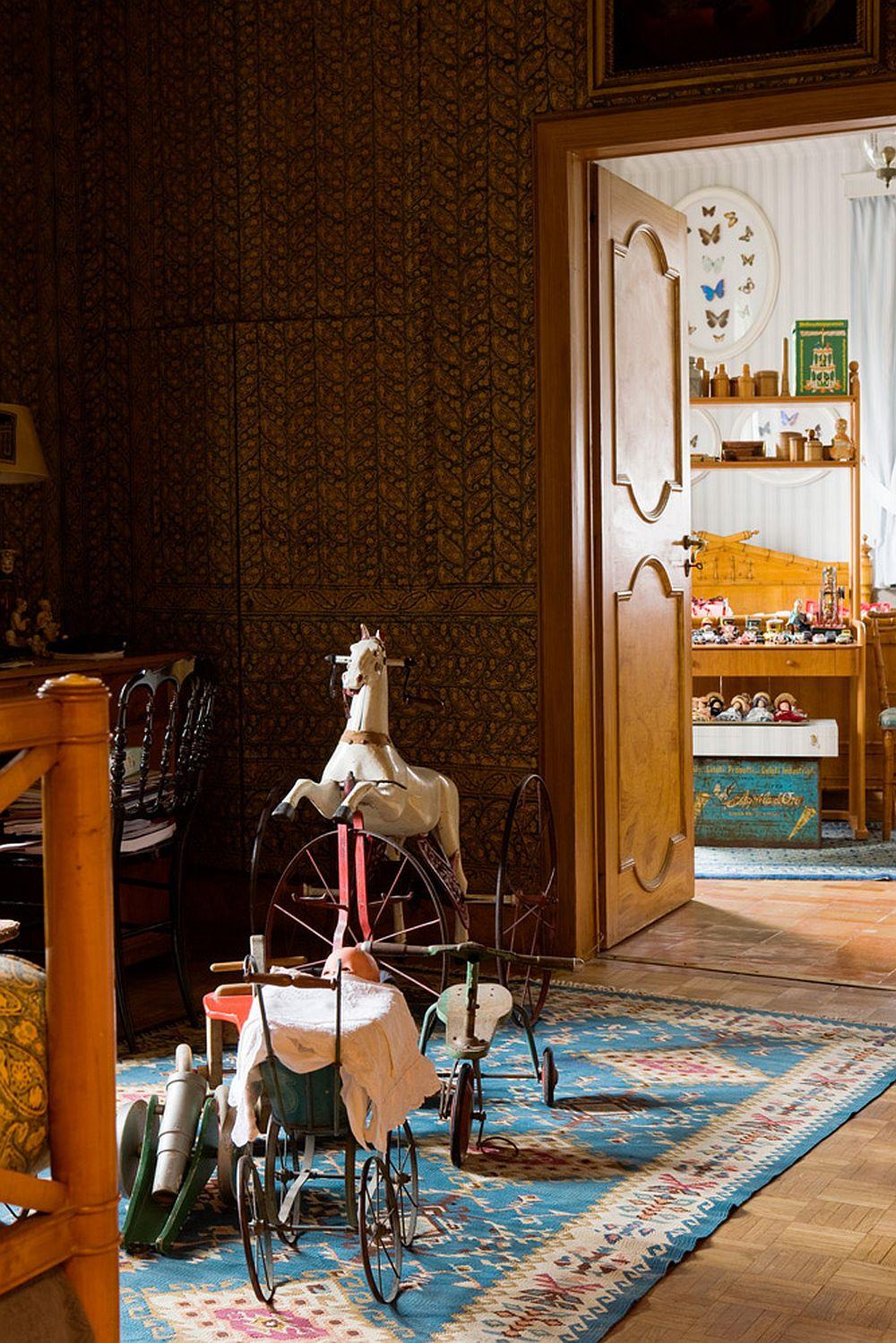 adelaparvu.com despre casa Anna Fendi Venturini, design interior Cesare Rovatti, Foto Andriano Bacchella (34)