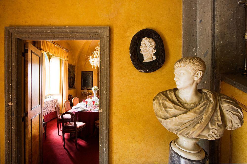 adelaparvu.com despre casa Anna Fendi Venturini, design interior Cesare Rovatti, Foto Andriano Bacchella (9)