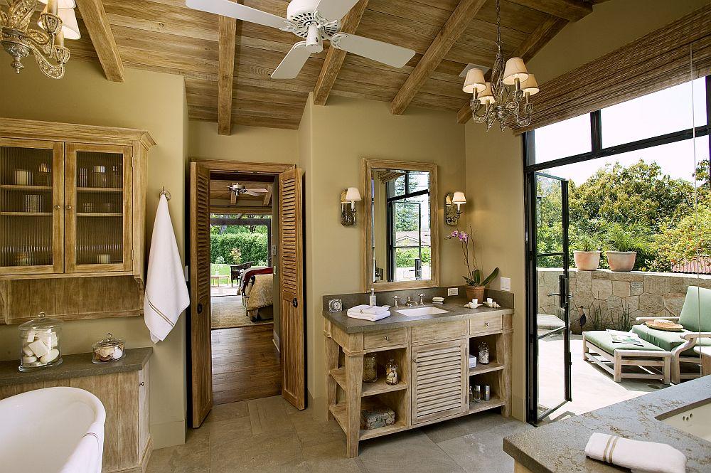 adelaparvu.com despre casa cu gradina in stil mediteranean, casa cu gradina si piscina, casa SUA, casa americana, Featherhill, design Becker Studios (10)