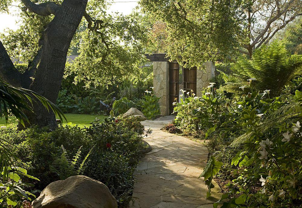 adelaparvu.com despre casa cu gradina in stil mediteranean, casa cu gradina si piscina, casa SUA, casa americana, Featherhill, design Becker Studios (13)