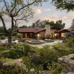 adelaparvu.com despre casa cu gradina in stil mediteranean, casa cu gradina si piscina, casa SUA, casa americana, Featherhill, design Becker Studios