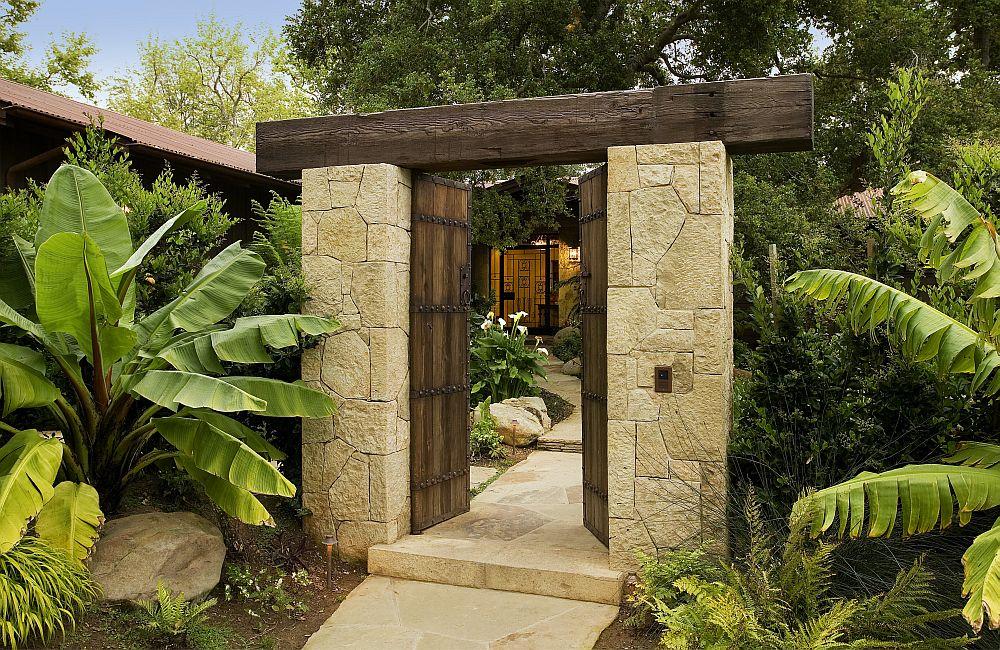 adelaparvu.com despre casa cu gradina in stil mediteranean, casa cu gradina si piscina, casa SUA, casa americana, Featherhill, design Becker Studios (6)
