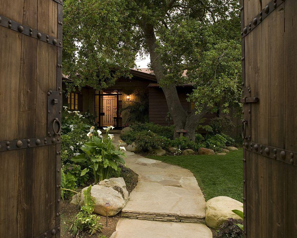 adelaparvu.com despre casa cu gradina in stil mediteranean, casa cu gradina si piscina, casa SUA, casa americana, Featherhill, design Becker Studios (7)