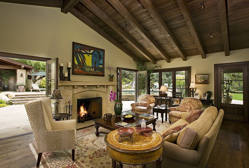 adelaparvu.com despre casa cu gradina in stil mediteranean, casa cu gradina si piscina, casa SUA, casa americana, Featherhill, design Becker Studios (9)