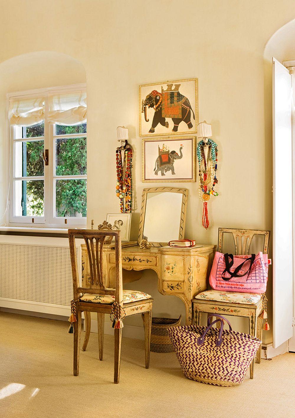adelaparvu.com despre casa cu interior clasic si terasa cu viata de vie in Portofino, casa Italia, Foto Adriano Bacchella (19)