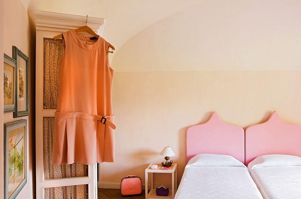 adelaparvu.com despre casa cu interior clasic si terasa cu viata de vie in Portofino, casa Italia, Foto Adriano Bacchella (22)