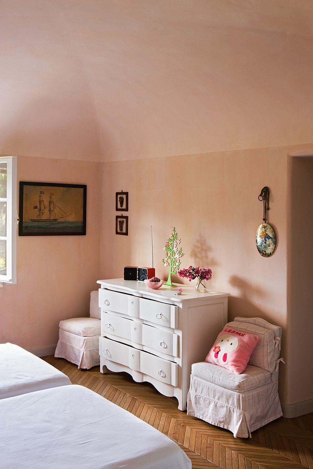 adelaparvu.com despre casa cu interior clasic si terasa cu viata de vie in Portofino, casa Italia, Foto Adriano Bacchella (23)