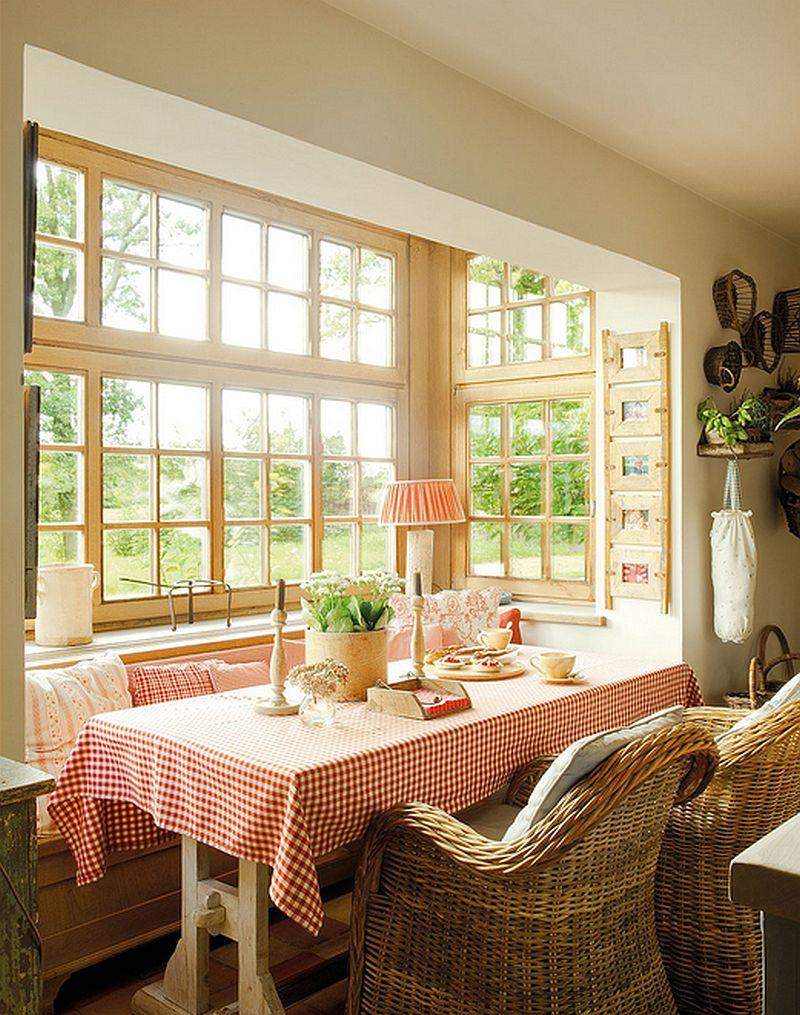 adelaparvu.com despre casa cu terase si interioare rustice in culori naturale, casa Spania, design Ingrid Segers si Annemie Coppens, Porte Bonheur, Foto ElMueble (11)