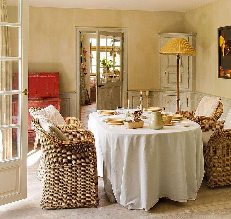 adelaparvu.com despre casa cu terase si interioare rustice in culori naturale, casa Spania, design Ingrid Segers si Annemie Coppens, Porte Bonheur, Foto ElMueble (2)