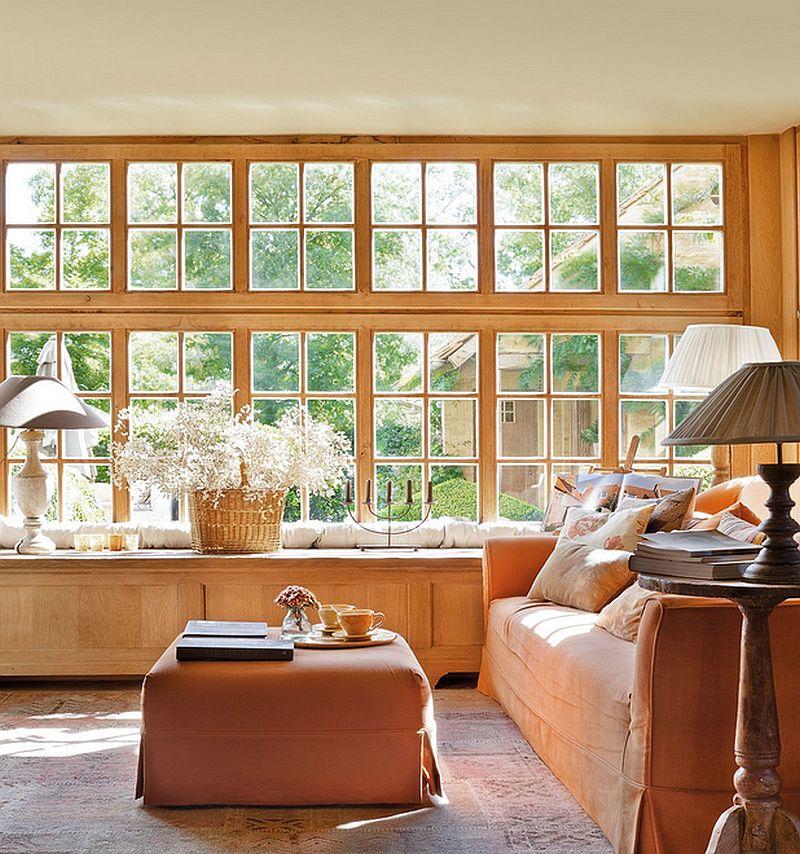 adelaparvu.com despre casa cu terase si interioare rustice in culori naturale, casa Spania, design Ingrid Segers si Annemie Coppens, Porte Bonheur, Foto ElMueble (4)
