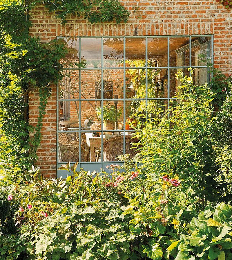 adelaparvu.com despre casa cu terase si interioare rustice in culori naturale, casa Spania, design Ingrid Segers si Annemie Coppens, Porte Bonheur, Foto ElMueble (7)