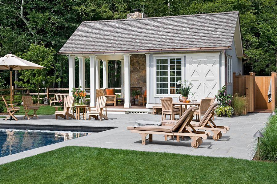 adelaparvu.com despre casa de piscina, design Crisp Architects, foto ROb Karosis (7)